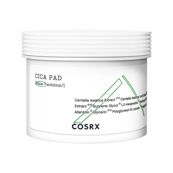 Успокаивающие Тонер-Пэды COSRX Pure Fit Cica Pad 90 шт