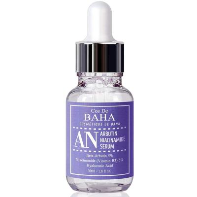 Сыворотка Против Пигментации Cos De Baha Arbutin 5%+Niacinamide 5% Serum 30 мл