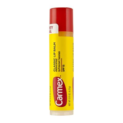 Бальзам для Губ Carmex Lip Balm Original SPF 15 в Стике 4.25 г