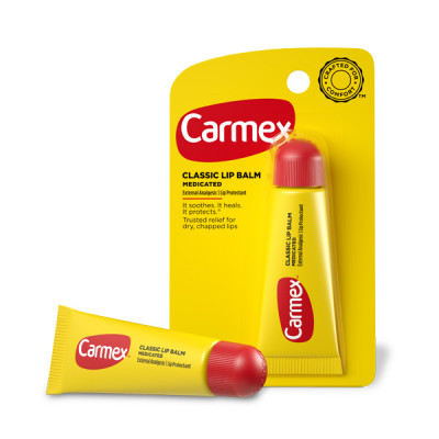 Бальзам для Губ Carmex Lip Balm Tube Original SPF 15 в Тубе 10 г