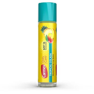 Бальзам для Губ «Тропический» Carmex Lip Balm Tropical Colada в Стике 4.25 г