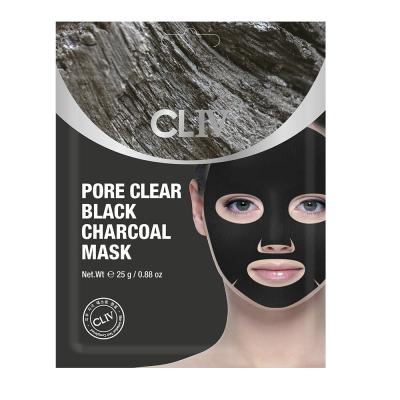 Маска с Чёрным Углём для Очищения Пор от Загрязнения CLIV Pore Clear Black Charcoal Mask 25 мл