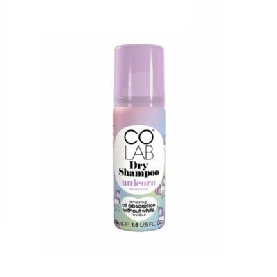 Сухой Шампунь с Ароматом Сливы и Ванили COLAB Dry Shampoo Unicorn 50 мл