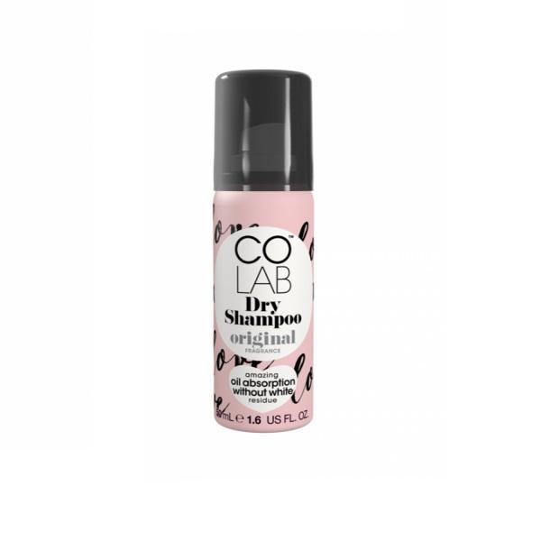 Сухой Шампунь с Ароматом Розы и Бергамота COLAB Dry Shampoo Original 50 мл