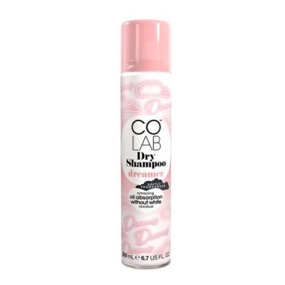Сухой Шампунь с Ароматом Хлопка и Мускуса COLAB Dry Shampoo Dreamer 200 мл