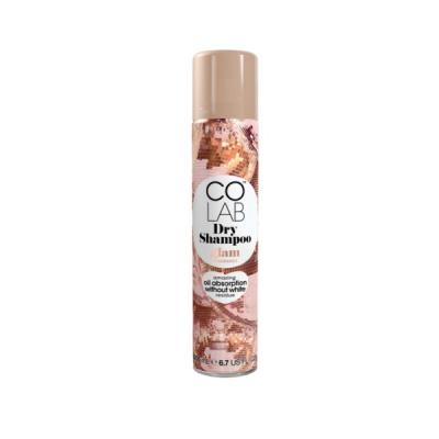 Сухой Шампунь COLAB Dry Shampoo Glam 200 мл