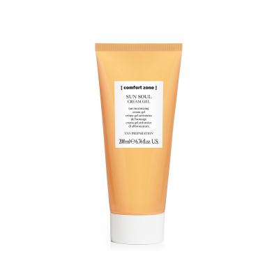 Крем-Гель Усиливающий Загар для Лица и Тела Comfort Zone Sun Soul Cream Gel 200 мл