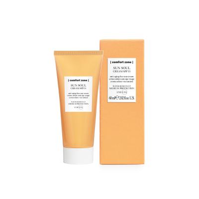 Солнцезащитный Крем для Лица SPF15 Comfort Zone Sun Soul Cream 60 мл