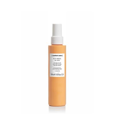 Защитное Водостойкое Масло-Спрей с Антивозрастным Эффектом SPF6 Comfort Zone Sun Soul Oil 150 мл