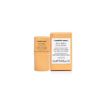 Солнцезащитный Стик для Чувствительных Участков Кожи SPF50+ Comfort Zone Sun Soul Stick 5.5 мл