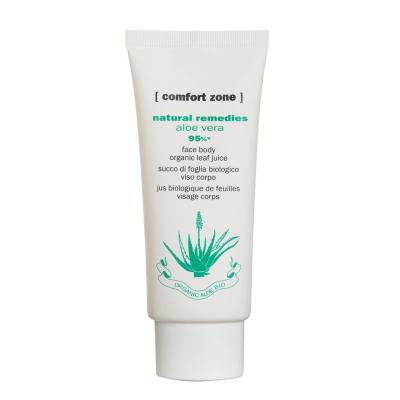Увлажняющий Крем для Тела с Алое Вера Comfort Zone Natural Remedies Aloe Vera 100 мл