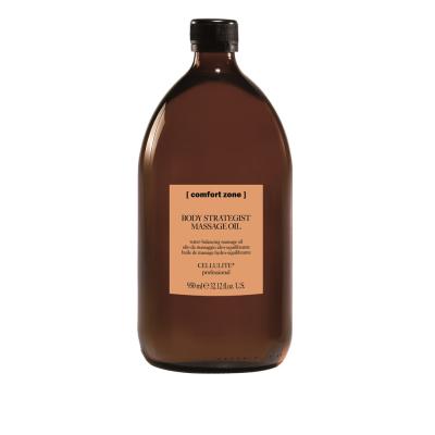 Антицеллюлитное Масло для Массажа Comfort Zone Body Strategist Massage Oil 950 мл