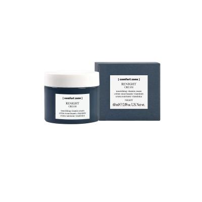 Ночной Питательный Витаминный Крем для Лица Comfort Zone Renight Cream 60 мл