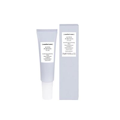 Очищающий Флюид для Жирной и Комбинированной Кожи Лица Comfort Zone Active Pureness Fluid 30 мл