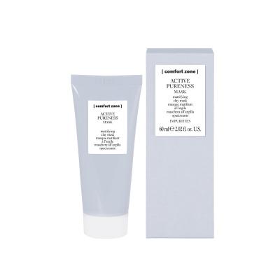 Очищающая Маска для Жирной и Комбинированной Кожи Лица Comfort Zone Active Pureness Mask 60 мл
