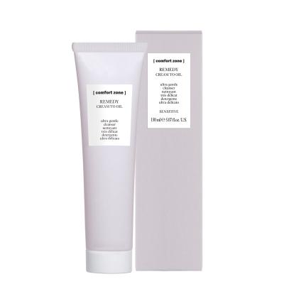 Очищающий Крем-Масло для Чувствительной Кожи Лица Comfort Zone Remedy Defense Cream 150 мл