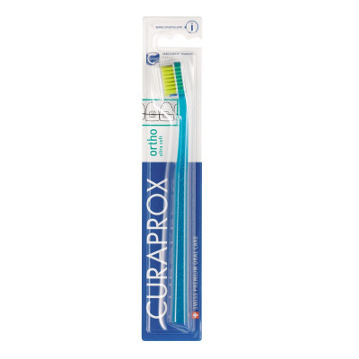 Зубная Щётка с Углублением Curaprox CS 5460 Ultra Soft Ortho