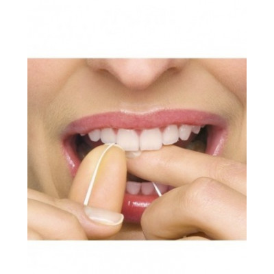 Нить Межзубная Тефлоновая с Хлоргексидином с Мятным Вкусом Curaprox PTFE Dental Tape 35 м