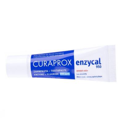 Ферментная Зубная Паста Curaprox Enzycal 950 10 мл