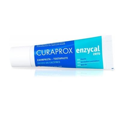 Ферментная Зубная Паста Curaprox Enzycal Zero 10 мл