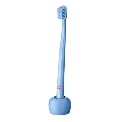 """Подставка под Зубную Щётку """"Голубая"""" Curaprox Foot Blue"""