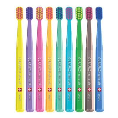 Ультра-мягкая Зубная Щётка для Детей от 5 лет Curaprox Smart 7600 Ultra Soft