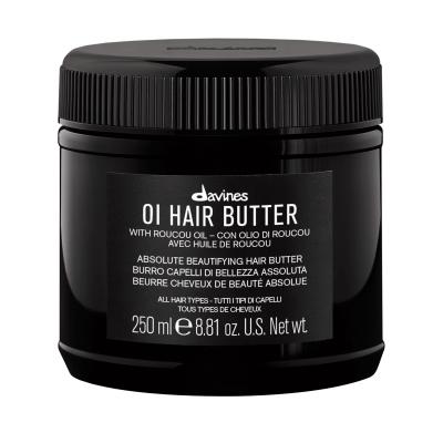 Масло для Абсолютной Красоты Волос Davines OI Hair Butter 250 мл
