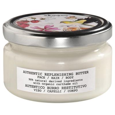 Восстанавливающее Масло для Лица/Волос/Тела Davines Authentic replenishing butter face/hair/body 200 мл
