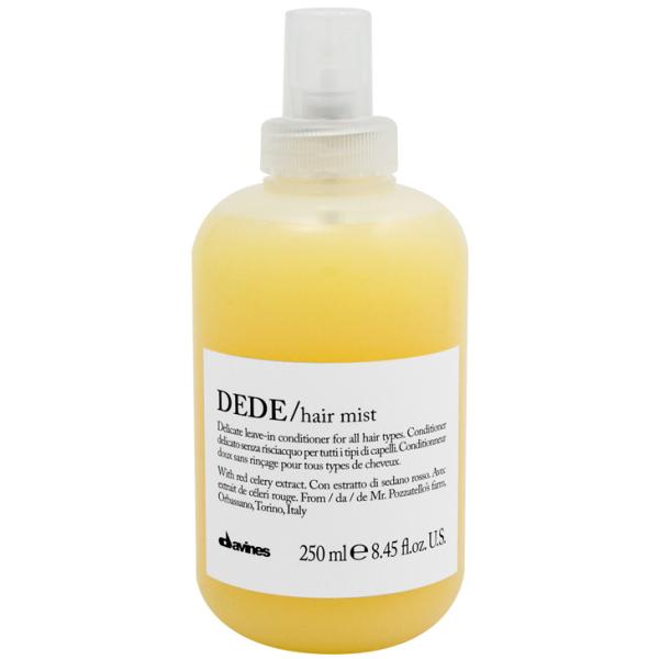 Деликатный Несмываемый Кондиционер-Спрей для Волос Davines DEDE/hair mist 250 мл