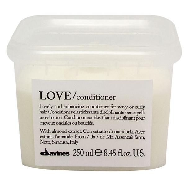 Кондиционер для Усиления Завитка Davines LOVE CURL/соnditioner 250 мл