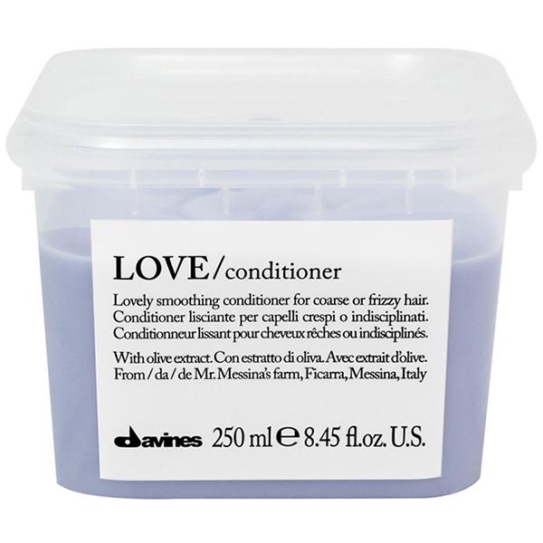 Разглаживающий Кондиционер для Кудрявых Волос Davines LOVE/conditioner 250 мл