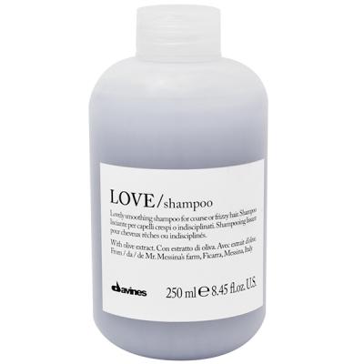 Разглаживающий Шампунь для Кудрявых Волос Davines LOVE/shampoo 250 мл