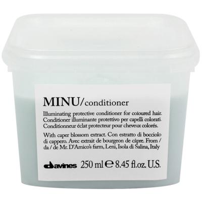 Защитный Кондиционер для Окрашенных Волос Davines MINU/conditioner 250 мл