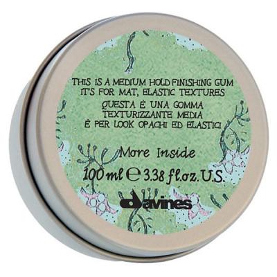 Завершающее Средство Средней Фиксации Davines More Inside Medium Hold Finishing Gum 100 мл