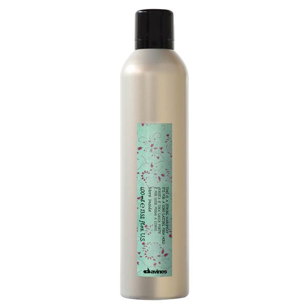Лак для Волос Сильной Фиксации Davines More Inside Strong Hold Hairspray 400 мл
