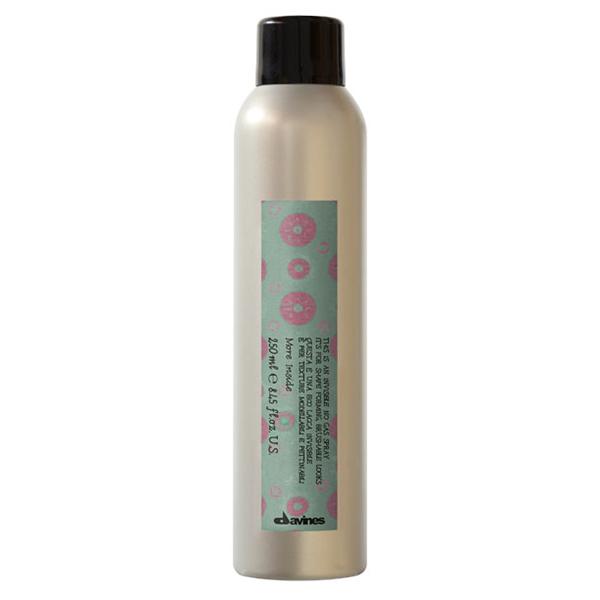 Невидимый Спрей для Укладки Волос Davines More Inside IInvisible No Gas Spray 250 мл
