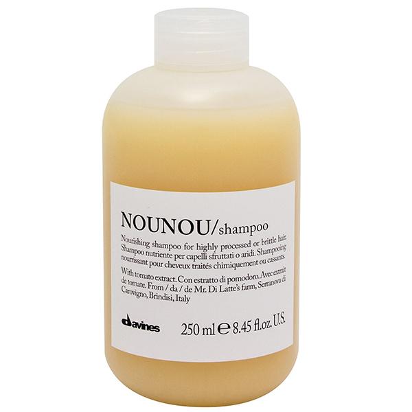 Питательный Шампунь для Волос Davines Award-Winning NOUNOU/shampoo  250 мл