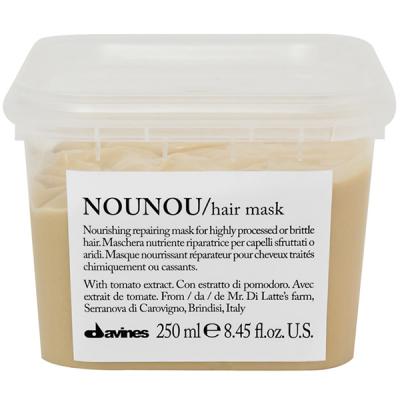Питательная Восстанавливающая Маска для Волос Davines NOUNOU/hair mask 250 мл
