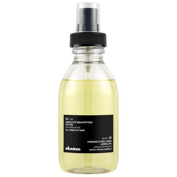 Масло для Абсолютной Красоты Волос Davines OI/Oil Absolute Beautifying Potion 135 мл