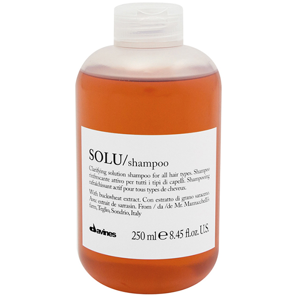 Освежающий Шампунь для Волос Davines SOLU/shampoo 250 мл