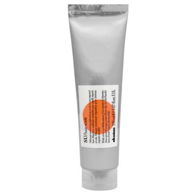 Увлажняющая Питательная Маска для Волос после Солнца Davines Shopping Space SU PAK Nourishing Replenishing Mask 150 мл