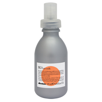 Увлажняющее Молочко для Защиты Волос от Солнца Davines Shopping Space SU OI ALL IN ONE MILK 135 мл