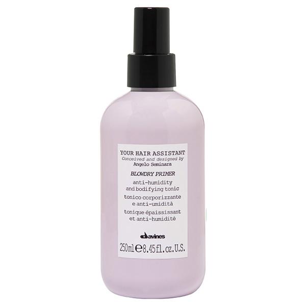 Лосьон для Придания Объёма и Блеска Davines Your Hair Assistant Blowdry Primer 250 мл
