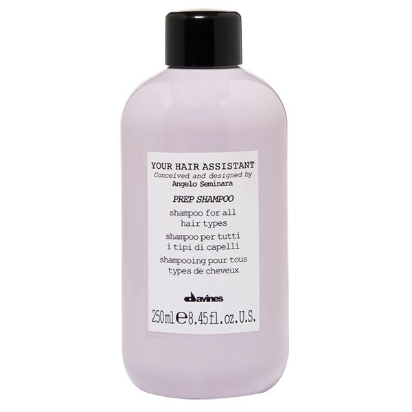 Подготовительный Шампунь для Всех Типов Волос Davines Your Hair Assistant Preep Shampoo 250 мл
