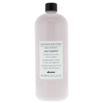 Подготовительный Шампунь для Всех Типов Волос Davines Your Hair Assistant Preep Shampoo 900 мл