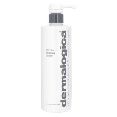 Эссенциальный Очиститель для Сухой Кожи Dermalogica Essential Cleansing Solution 500 мл