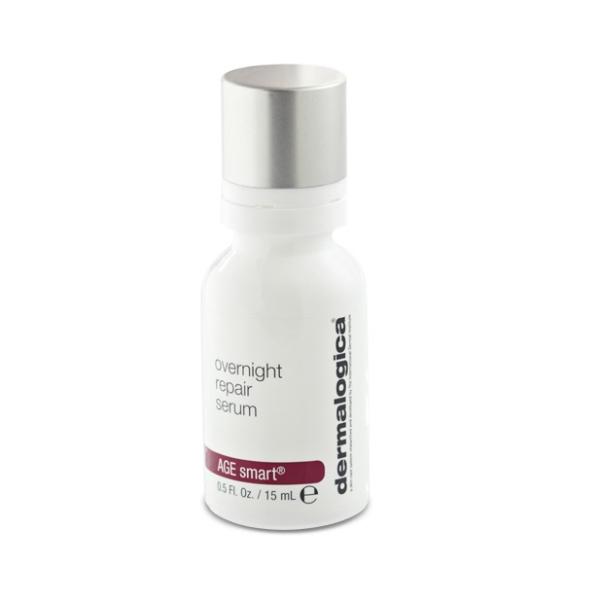 Ночная Антивозрастная Восстанавливающая Сыворотка Dermalogica Overnight Repair Serum 15 мл