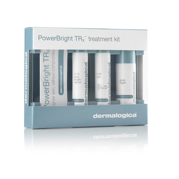 Набор для Ровного Тона и Сияния Кожи для Борьбы с Гиперпигментацией Dermalogica Power Bright Trx Kit 3x10 мл