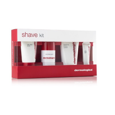 Набор для Бритья для Мужчин Dermalogica Shave Kit (44 мл+26.3 г+74 мл+10 мл)