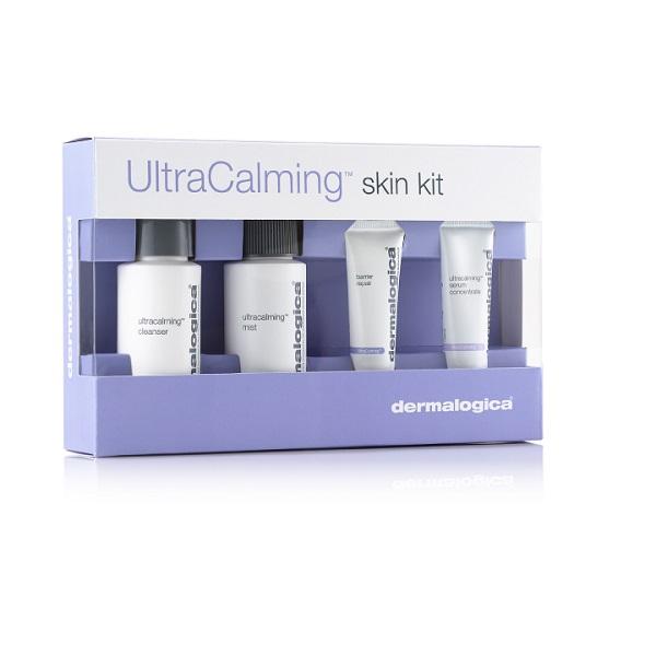 Набор для Чувствительной Кожи Dermalogica UltraCalming Treatment Kit (2x50+10 мл+10 г)